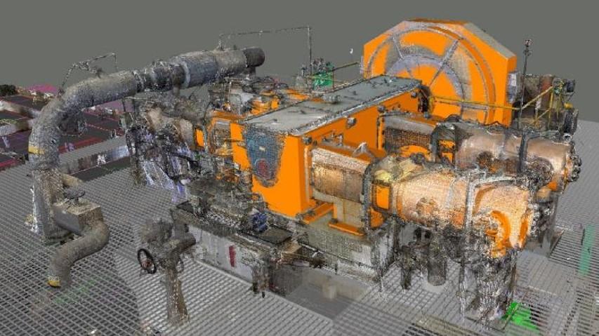 3rd CO2 Compressor Upgrade