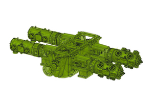 Performance upgrade contract for CKD Compressor awarded to Psicon BV