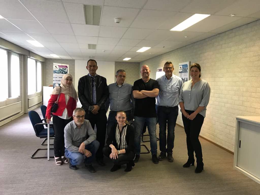 Serba Dinamik Group Berhad delegation visits Psicon office
