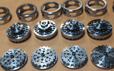 SPARE PARTS FOR ROTATING EQUIPMENT